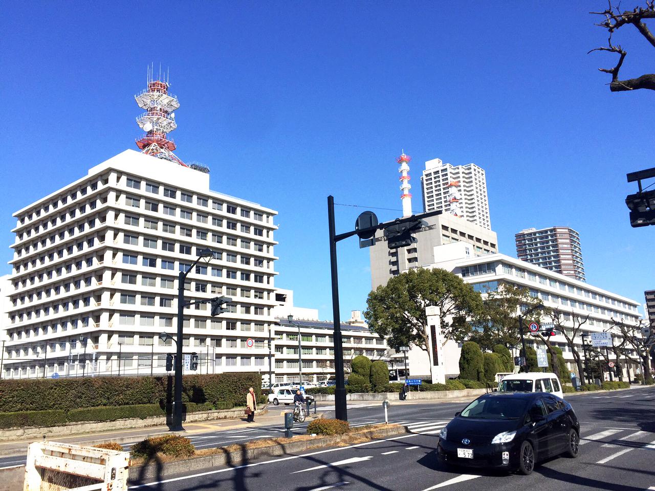 広島合同庁舎改修